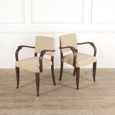 Pair of 1930s Bridge Chairs CH1513016