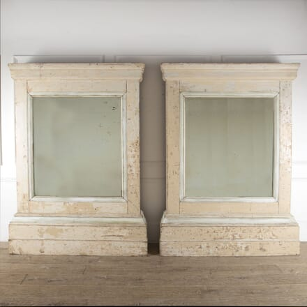 Pair of Architectural Mirrors MI3512432