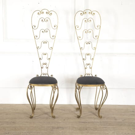 Pair of Chairs by Pier Luigi Colli CH3013249