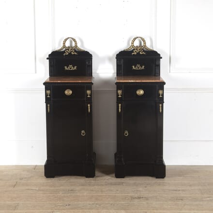 Pair of Empire Bedside Tables BD5212668