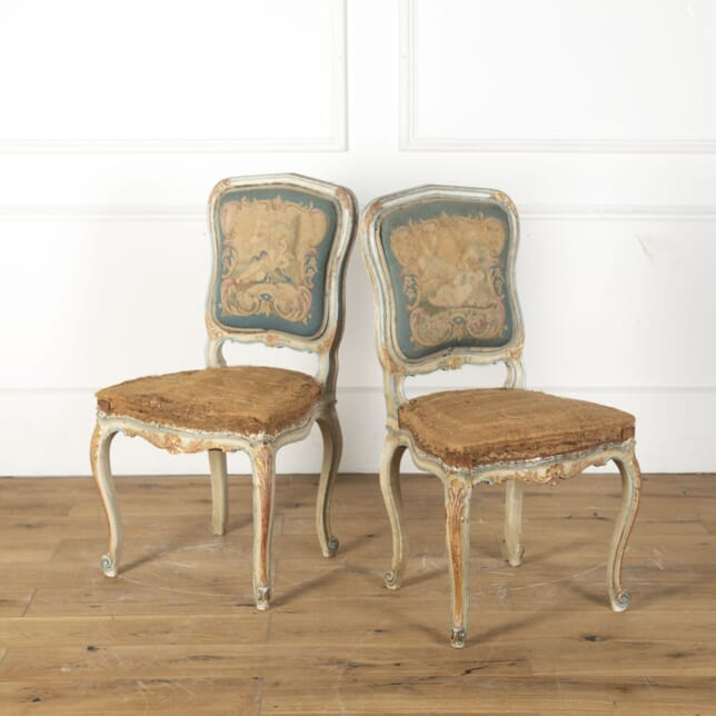 Pair of French Chairs CH3513233