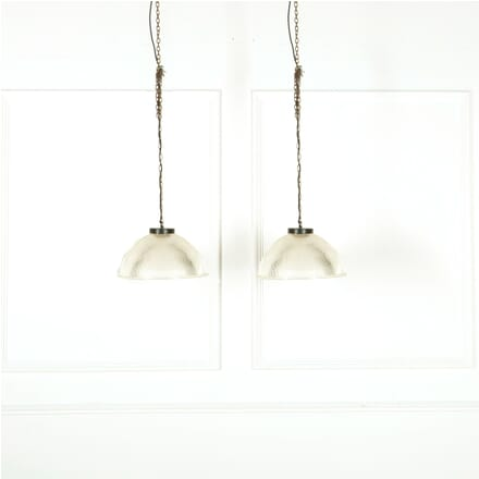 Pair of Holophane Lampshades LL0560940
