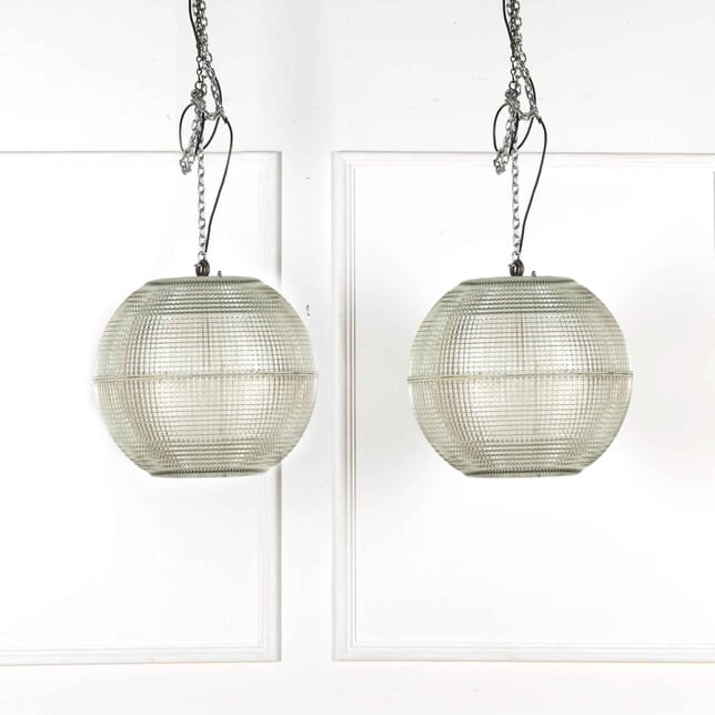 Pair of Holophane Lights LC538193