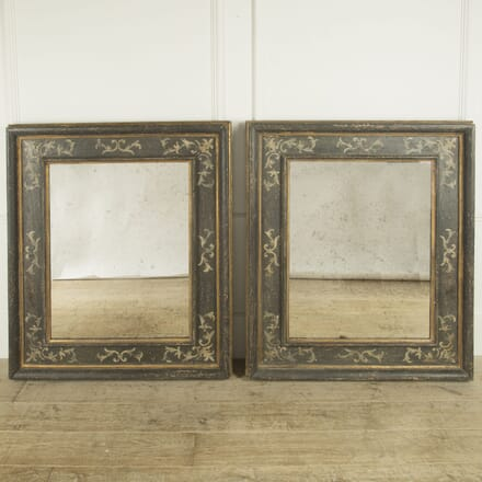 Pair of Italian Mirrors MI029249