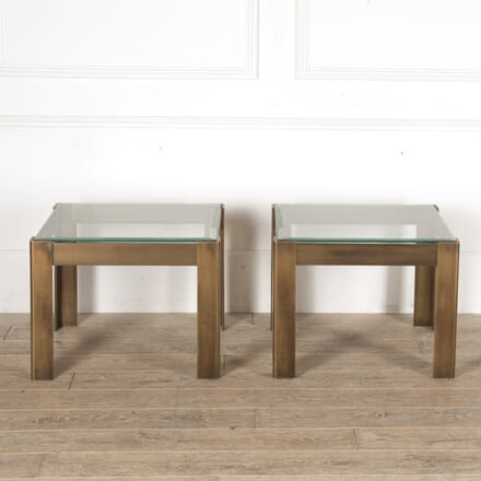 Pair of Modernist Tables CO3013339