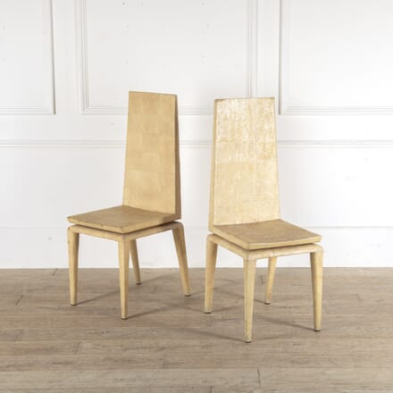 R & Y Augousti Pair of Early Chairs CD7812600