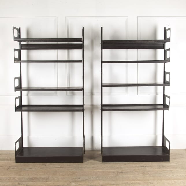 Rare Pair of Strafor Shelves BK1513007
