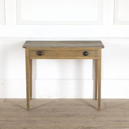 Regency Original Painted Pine Side Table CO0912904