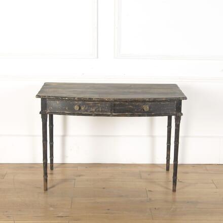 Regency Pine Side Table in Original Paint TC9012769