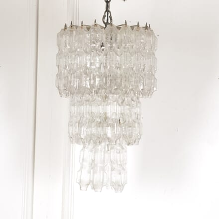 "Three Tier ""Ice"" Chandelier LC3013336"