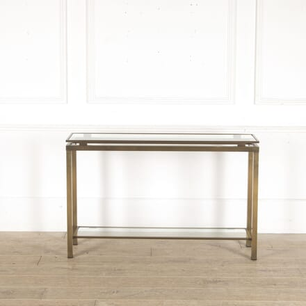 Two Tier Wall Console CO3012781
