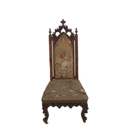 Victorian Gothic Chair CH7260210