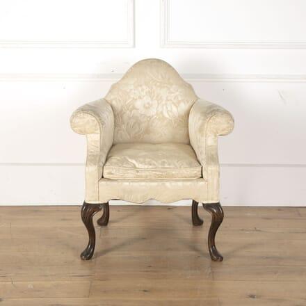 Victorian Mahogany Armchair CH2013452