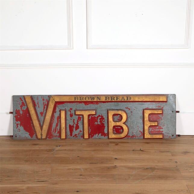 Vitbe Bread Sign WD3561840