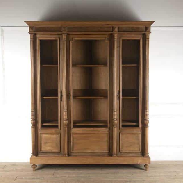French Walnut Bookcase BK4813319