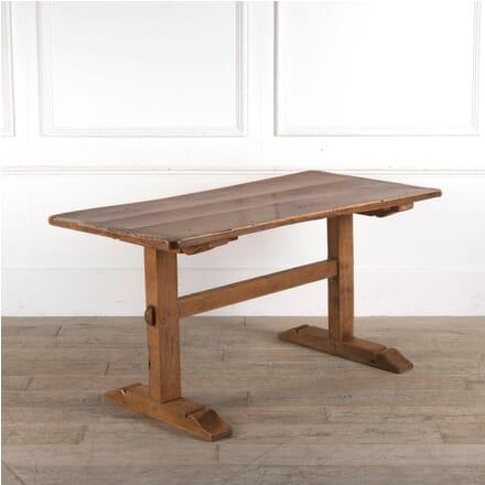 Early 19th Century Fruitwood Farmhouse Table TC0310197