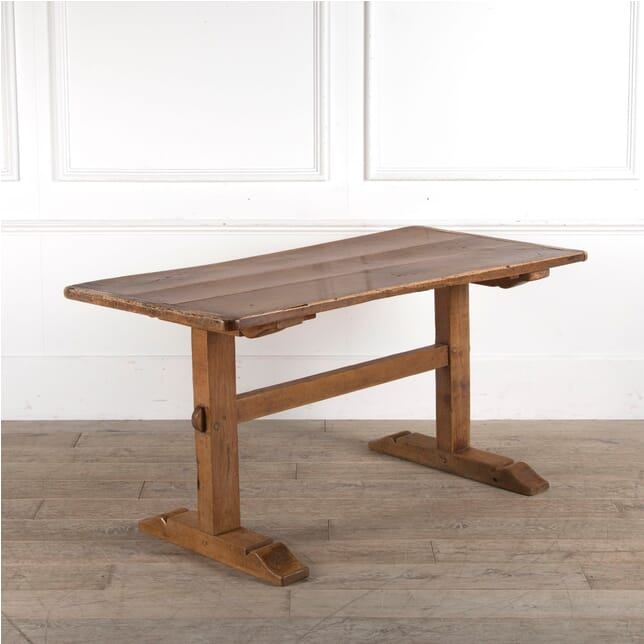 Early 19th Century Fruitwood Farmhouse Table TC0310197
