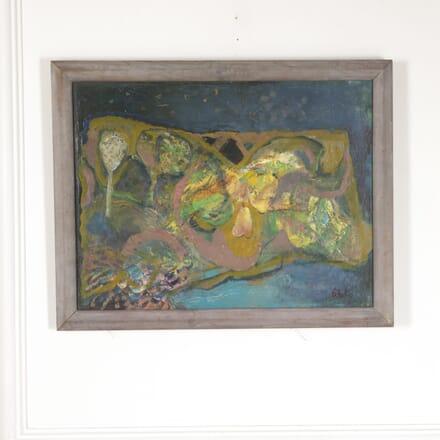 Mid Century Abstract Still Life WD3014171