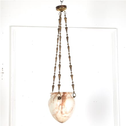 Alabaster Hanging Light LC3611304