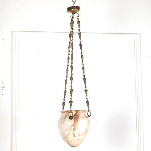 Alabaster Hanging Light LC3611304