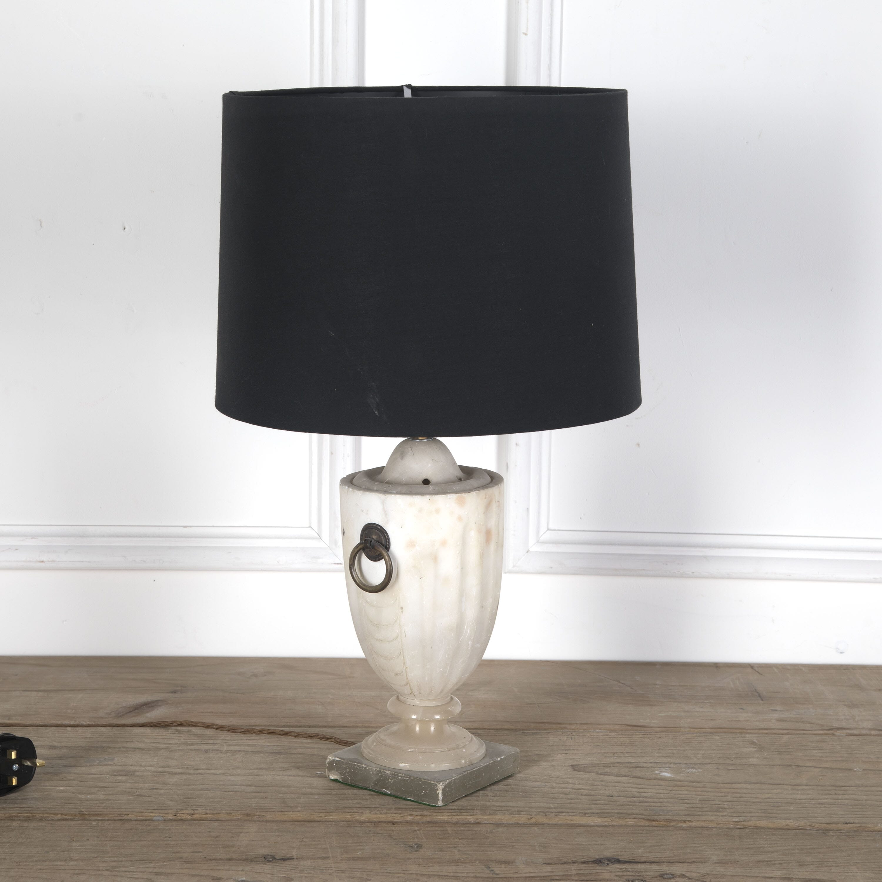 Alabaster Table Lamps 284 For Sale at