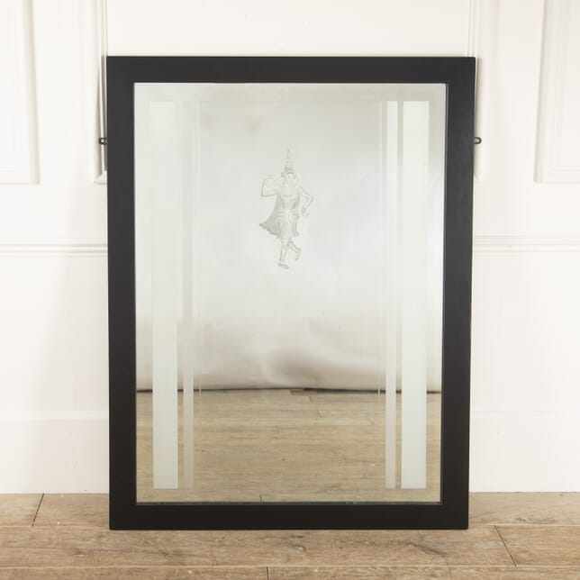 Etched Glass Mirror from The Park Lane Hotel DA4814130