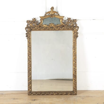 Early 19th Century French Carved Mirror MI8114879