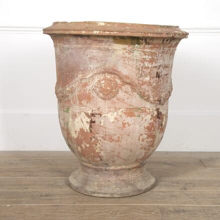 French Anduze Terracotta Vase DA0216764