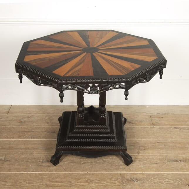 Anglo-Indian Centre Table TC0158410
