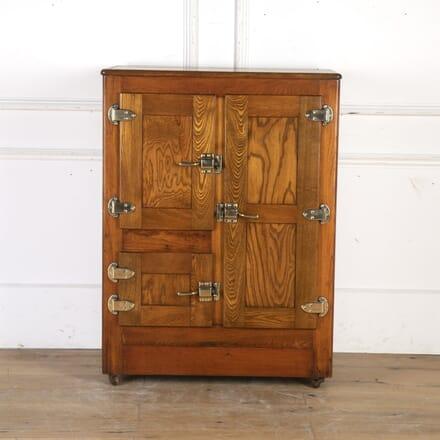 American Oak Ice Box OF8715823