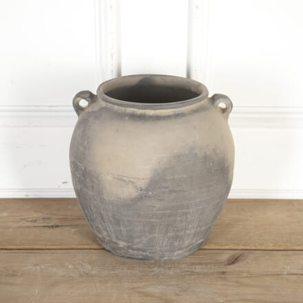 Antique Chinese Terracotta Jar GA9013689