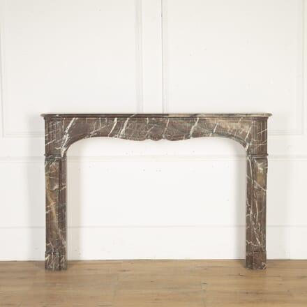 Louis XV Marble Fireplace GA8614446