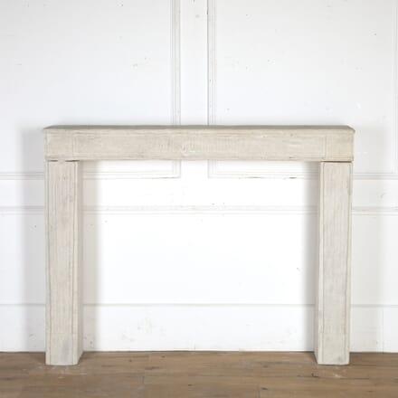 French Louis XVI Stone Fireplace GA8614443