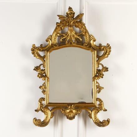 19th Century French Gilt Mirror MI8517308