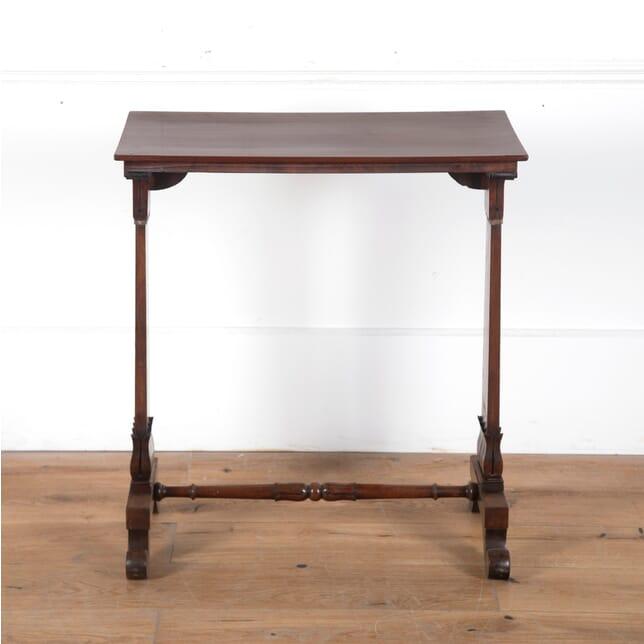 Antique Mahogany Side Table TC7210733