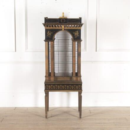 Arch de Triomphe Bird Cage Cabinet by Eric Lansdown BK7814037