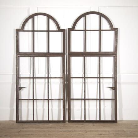 Pair of French Architectural Windows GA0215081
