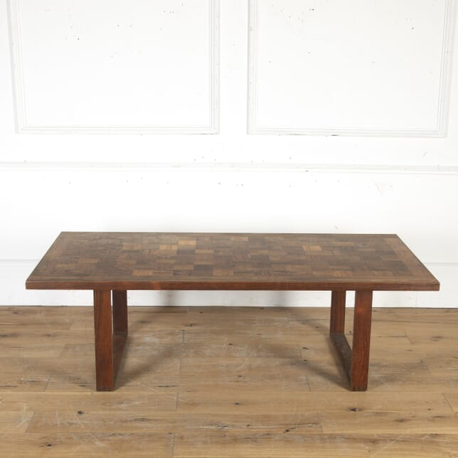 Arne Vodder Parquetry Coffee Table CT2715599