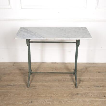 French Art Deco Bistro Table GA1515353