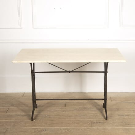 French Art Deco Bistro Table CO1516520