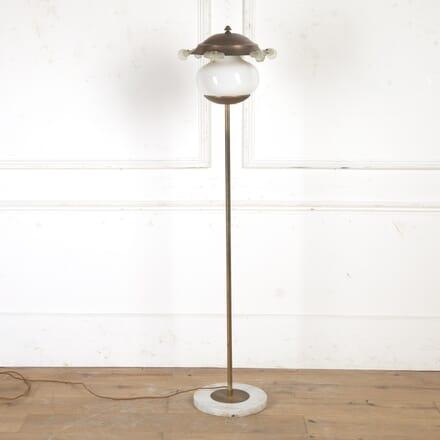 Unusual French Art Deco Floor Lamp LF8016669
