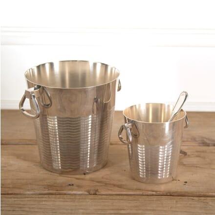 Art Deco Ice Bucket Bar Set DA3010917