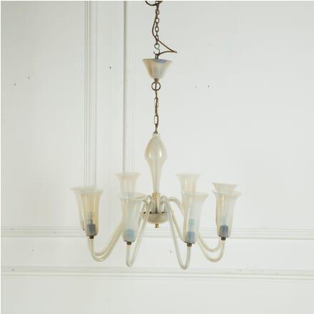 Art Deco Murano Hanging Light LC2910362