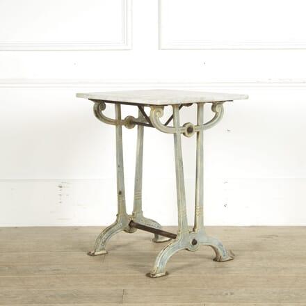 Art Deco Patisserie Table GA159746
