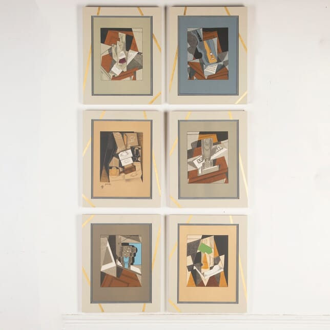 Original Limited Edition Lithographs by Juan Gris WD7613366