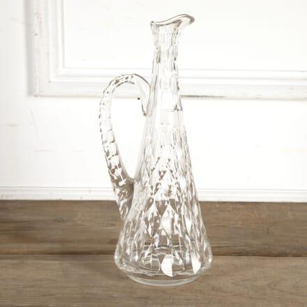 Art Nouveau Baccarat Crystal Carafe DA5815466