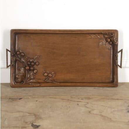 French Art Nouveau Tray DA1515352