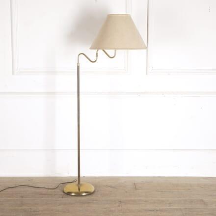 Articulated Brass Floor Lamp LF2913555