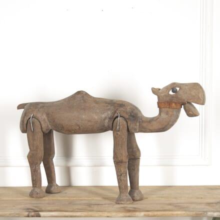 Articulated Folk Art Camel DA2814813
