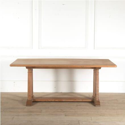 Arts & Crafts Burr Oak Occasional Table TC0510654